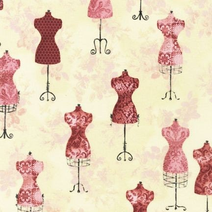 Robert Kaufman's Dress Forms in Spring
