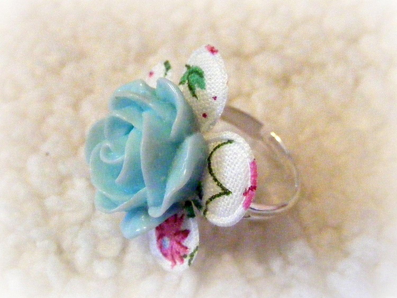Ring Spring Rose