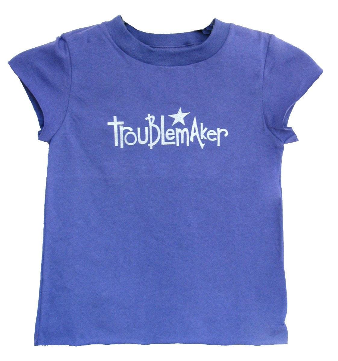 Trouble Maker Star Shirt (Child 2, 4, 6)
