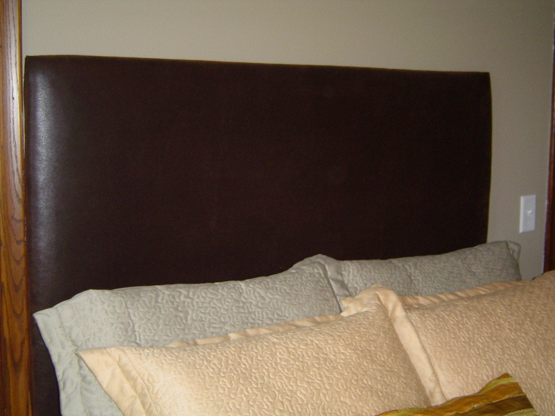 Custom made upholstered headboard queen size by landginteriors - Custom headboard ...