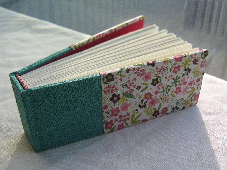 Zibboons Field of Flowers Mini Book