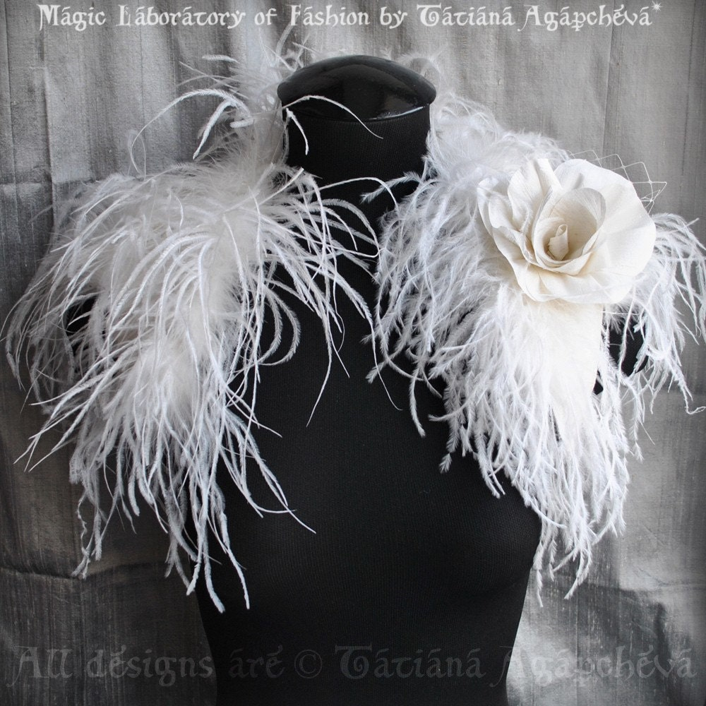 BIRD OF PARADISE New Handmade Wedding Bridal or by TianaCHE