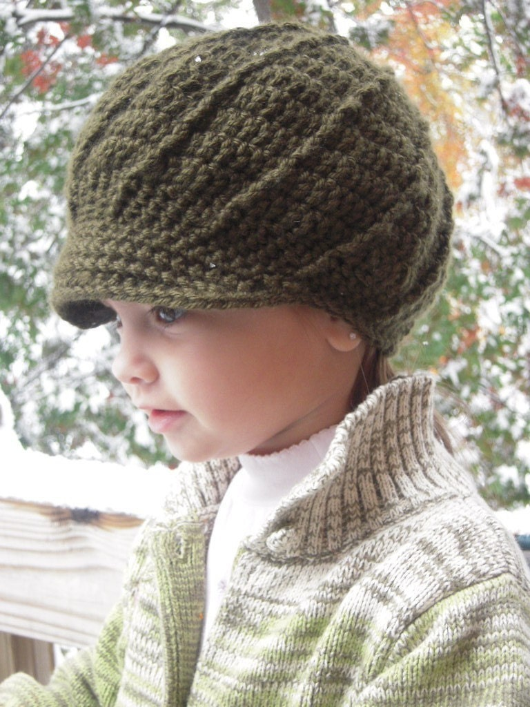 Free baby crochet hat patterns with brim dancox for free crochet brim hat pattern free patterns bankloansurffo Gallery