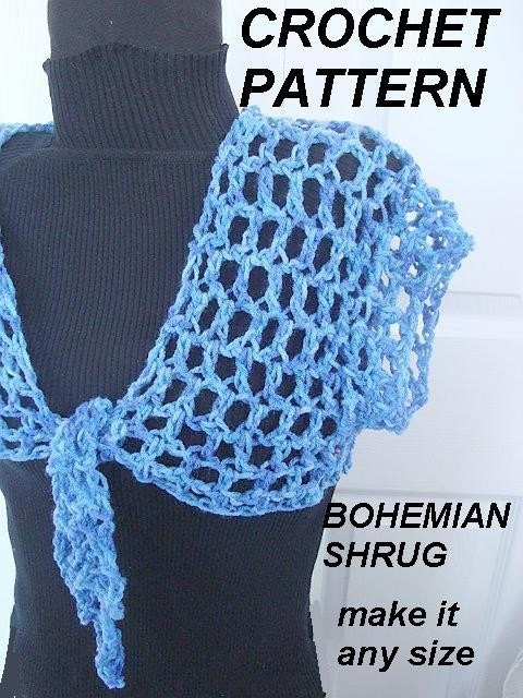 Easy To Follow Crochet Patterns