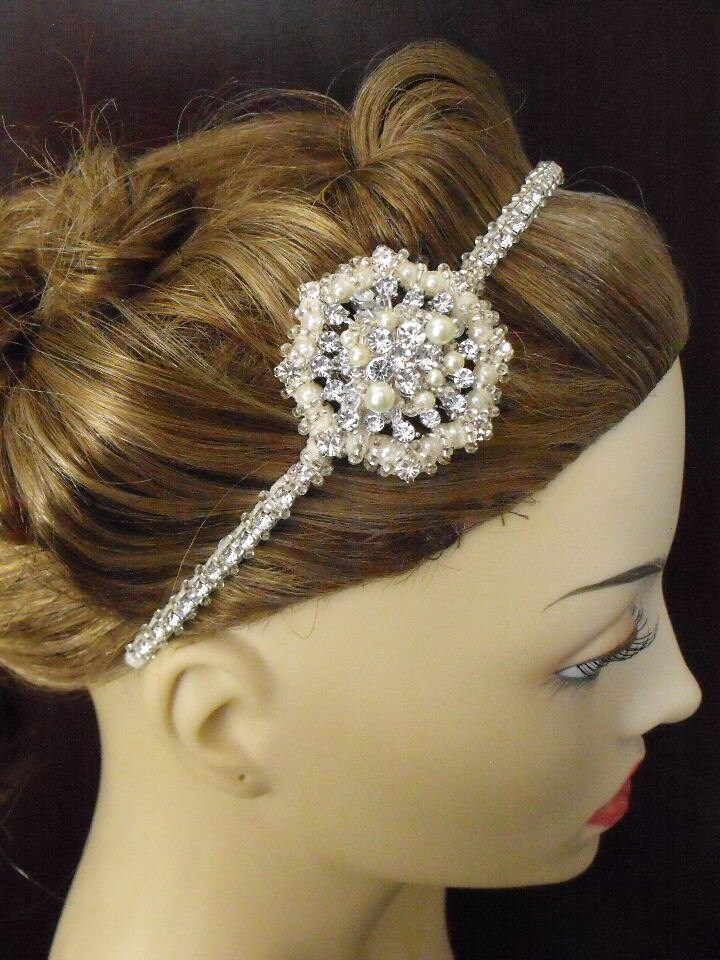 Ready to Wear Bridal Headpieces only 1 of each wedding headpiece bridal