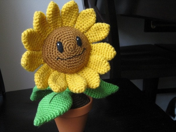 plants vs zombies sunflower. Plants vs. Zombies: Sunflower