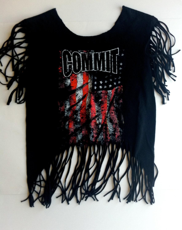 Vintage Fringe T Shirts