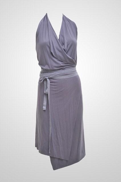 wrap dress by Totali Fashion