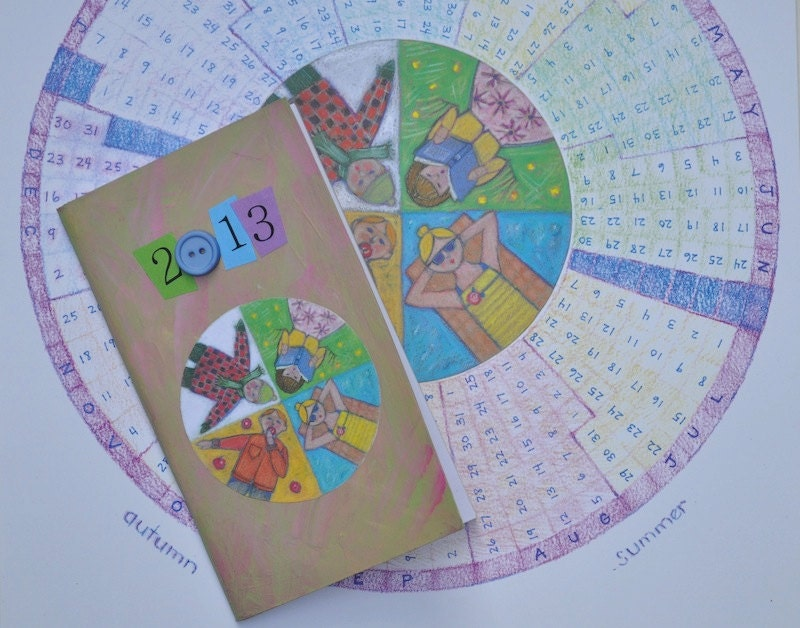 Storybook Calendar Gift Set
