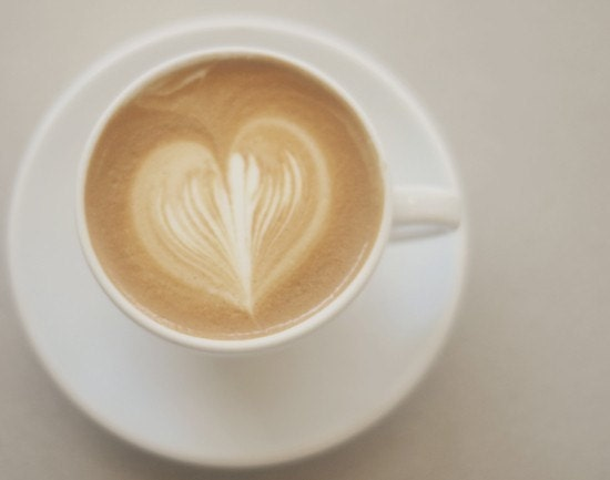 A Latte Love 5x7 fine art photograph