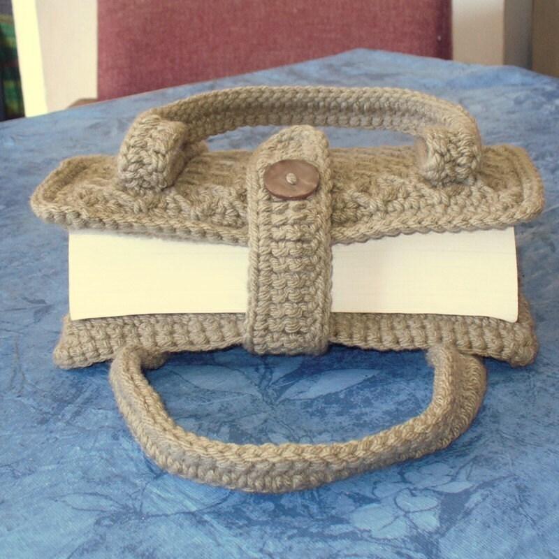 Escrituras em crochet