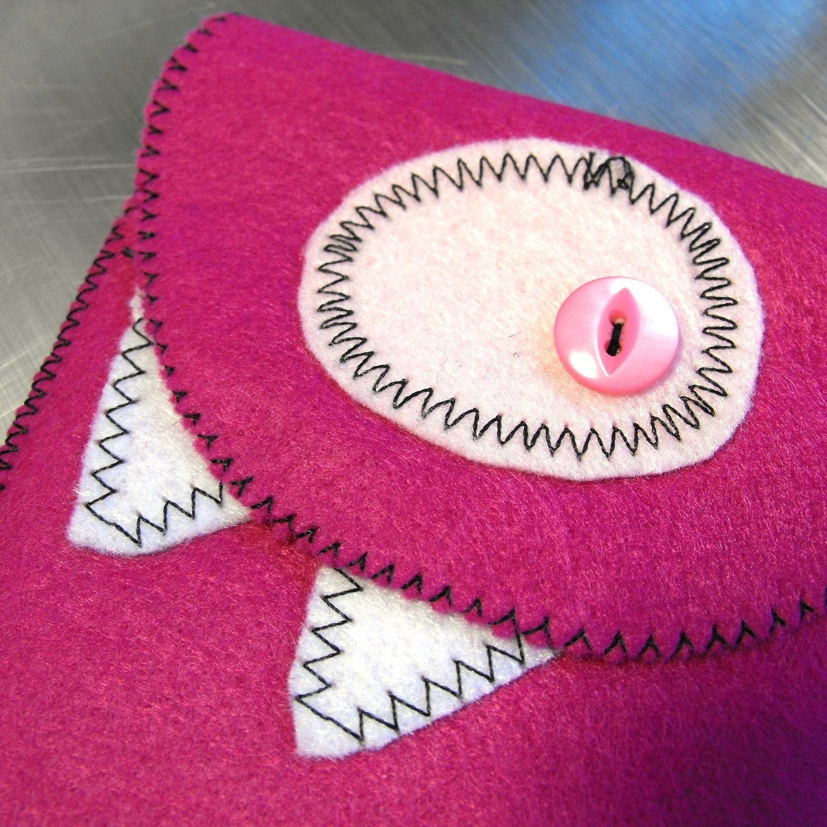 SHERBET EYE PHONE MINI MONSTER POUCH - iPHONE, iPOD, BLACKBERRY, GADGET