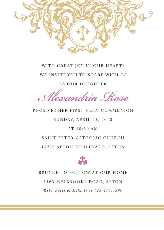 Dedication Invitations was luxury invitations ideas