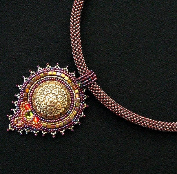 Shirazad Pendant Necklace