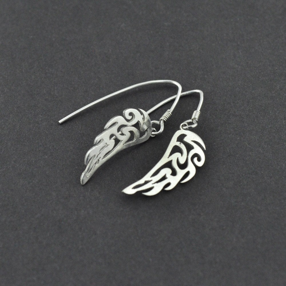 Nephilim Wings Earrings