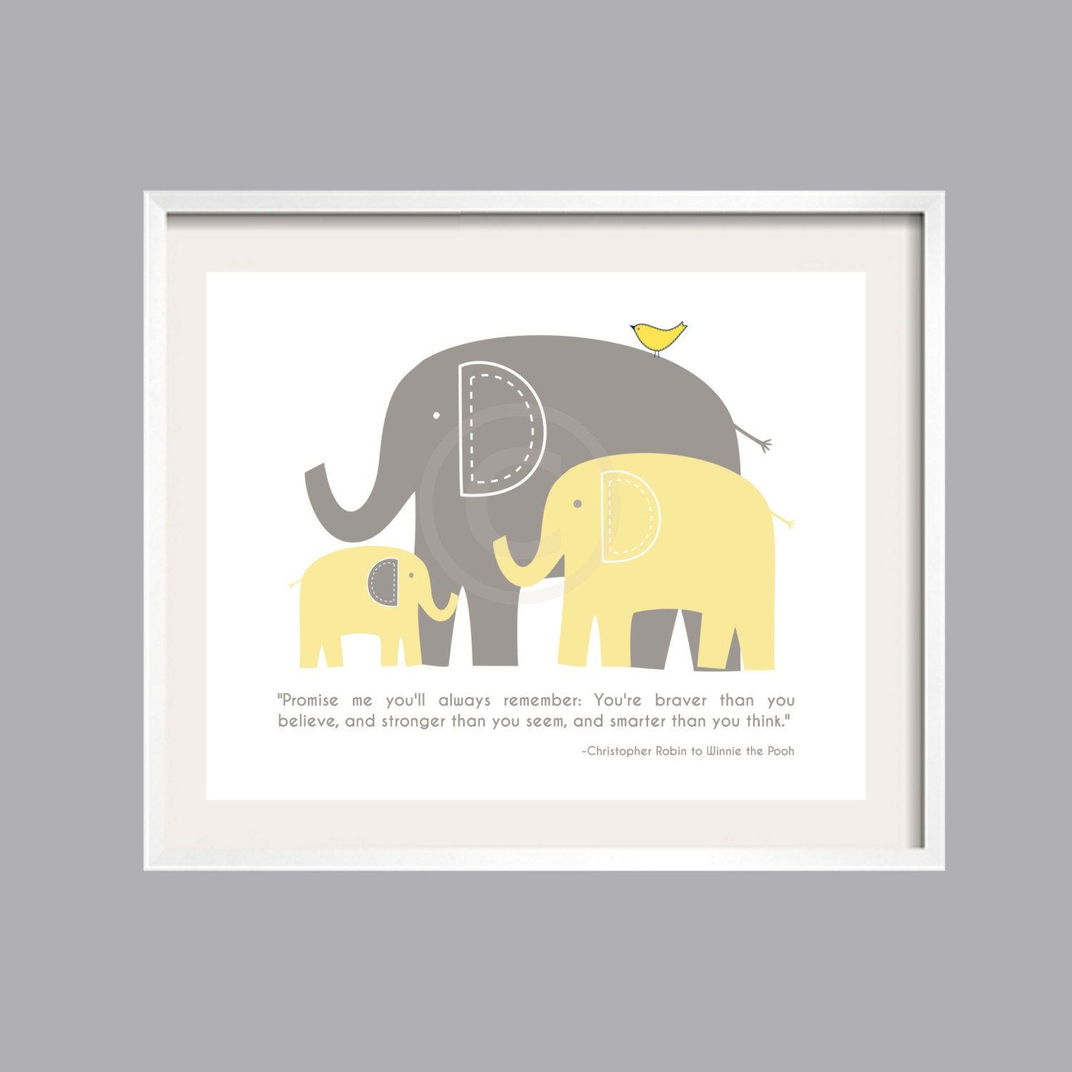 Always Remember Print Wall Art Inspirational You By
