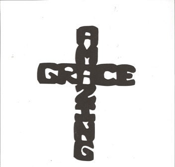 Amazing Clip Art: Amazing Grace Cross Silhouette By Hilemanhouse On Etsy