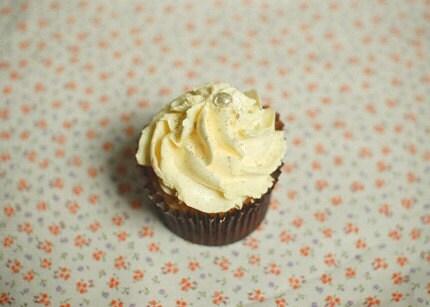 Lemon Cupcake 5 x 7 Print