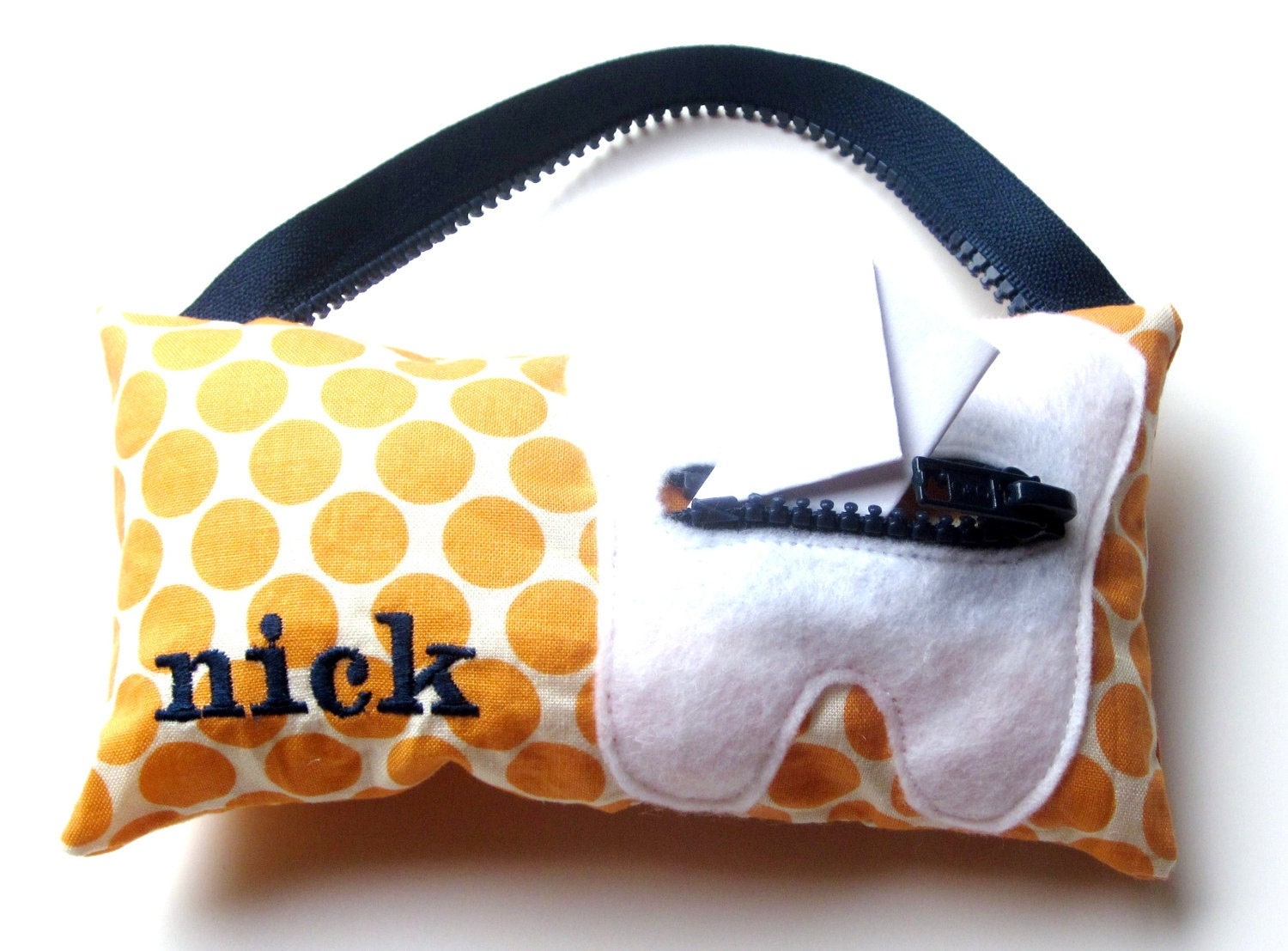 Children's Personalized Tooth Fairy Pillow
