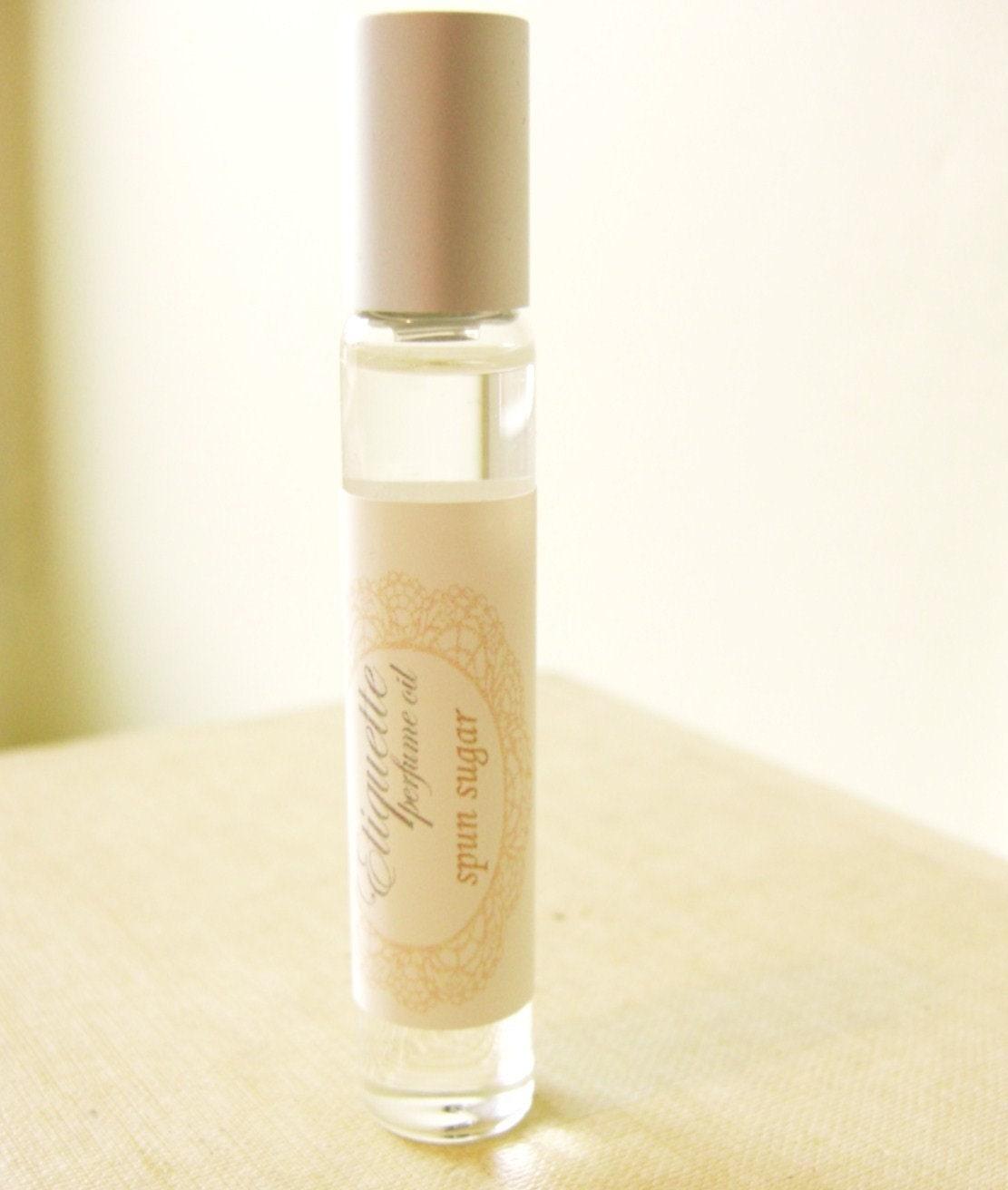 Spun Sugar Oil 12ml Roll-On Fragrance