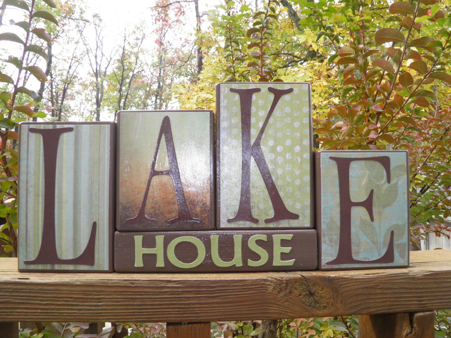 Unavailable Listing On Etsy: lake house decorating photos