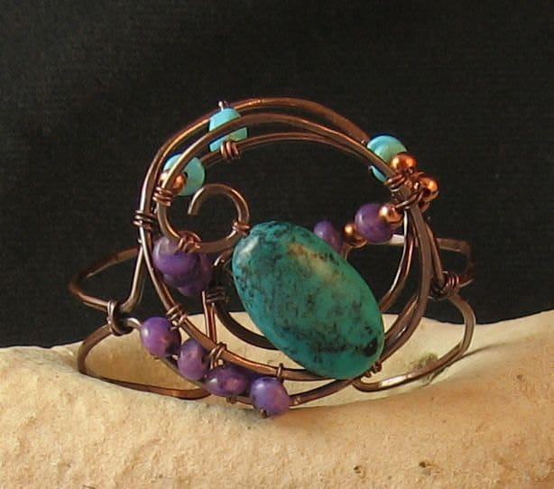 Dimensional Cuff Bracelet Tutorial