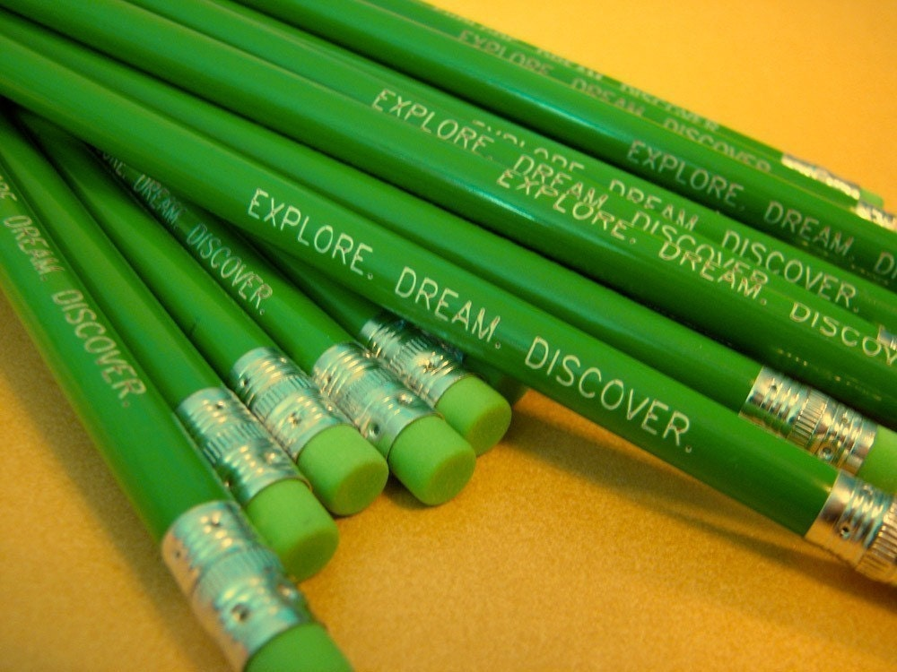 Twain ADVENTURE pencil 6 pack