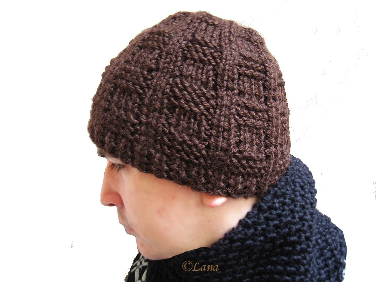 BEANIE HAT KNITTING PATTERNS FREE PATTERNS