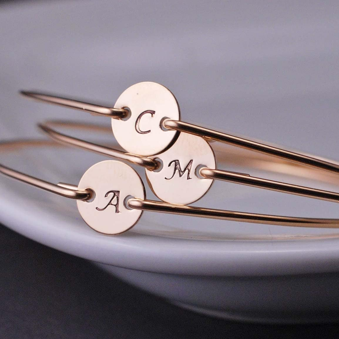 personalized bridesmaids gifts wedding jewelry by