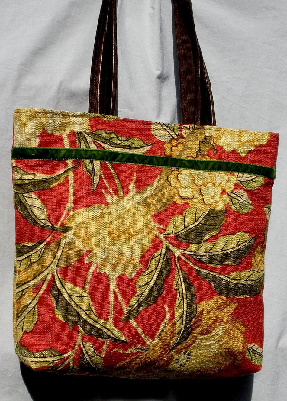 Pear Blossom Madison Tote