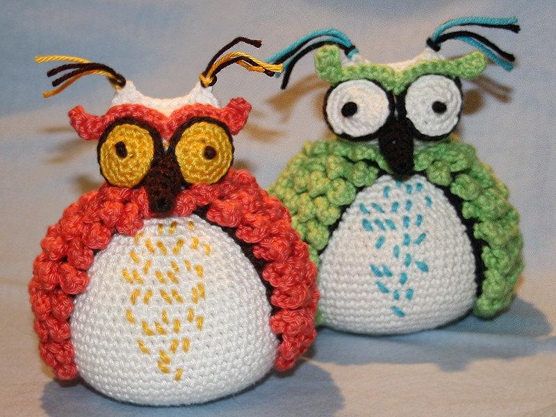 SKOOPY BOOH - crochet pattern