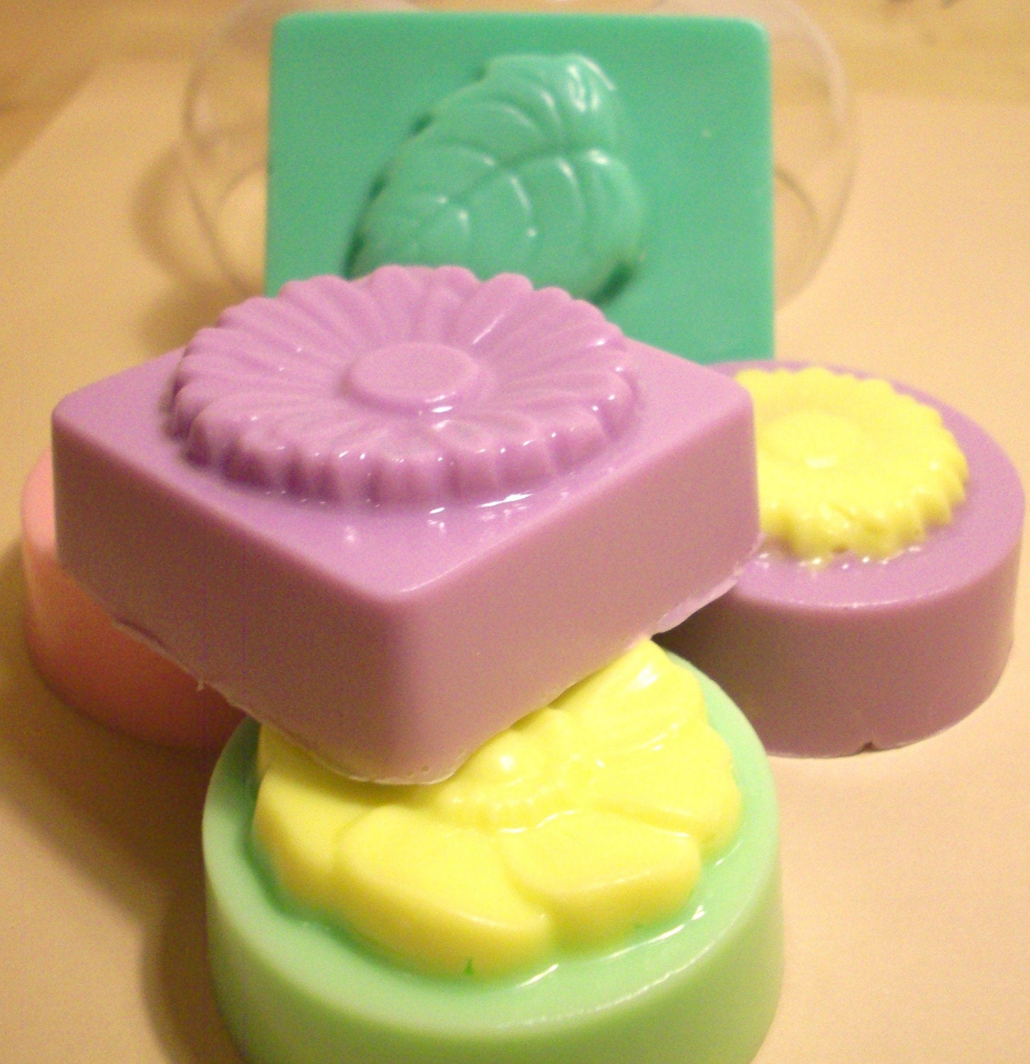 Cusotomize soap