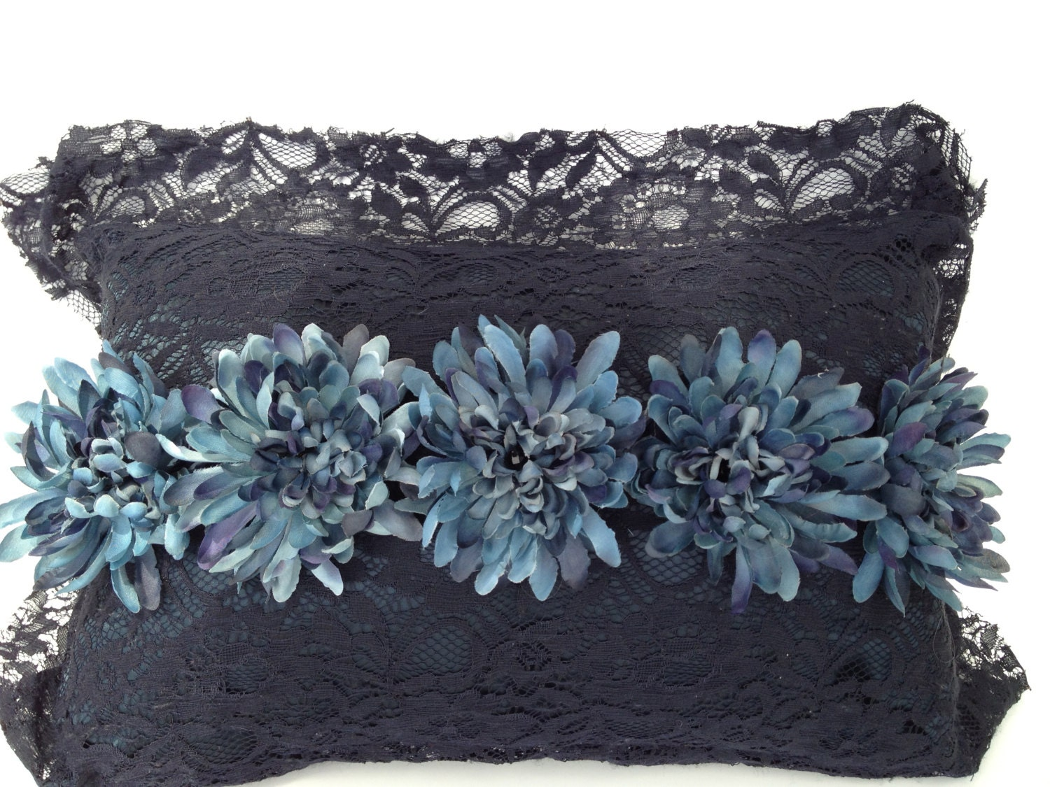 Popular items for lace pillow on Etsy