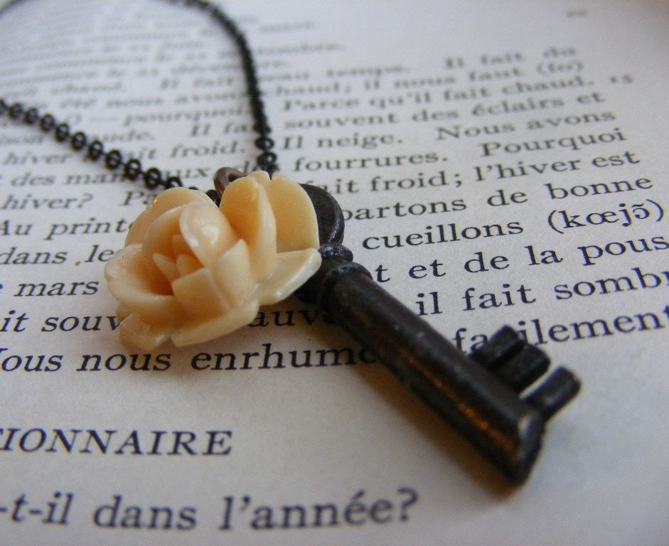 Poetry Necklace