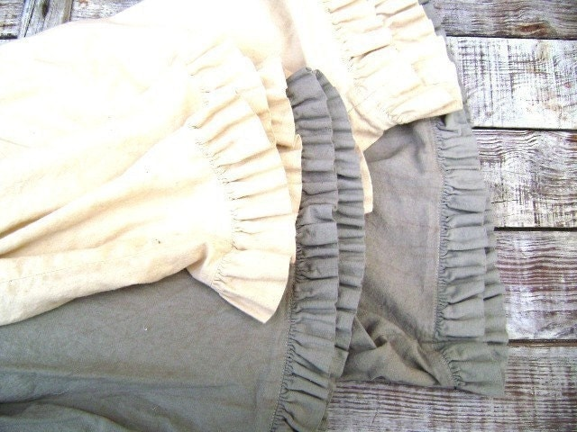 FREE SHIPPING Bayou Bloomers simple rustic ruffle <span class=