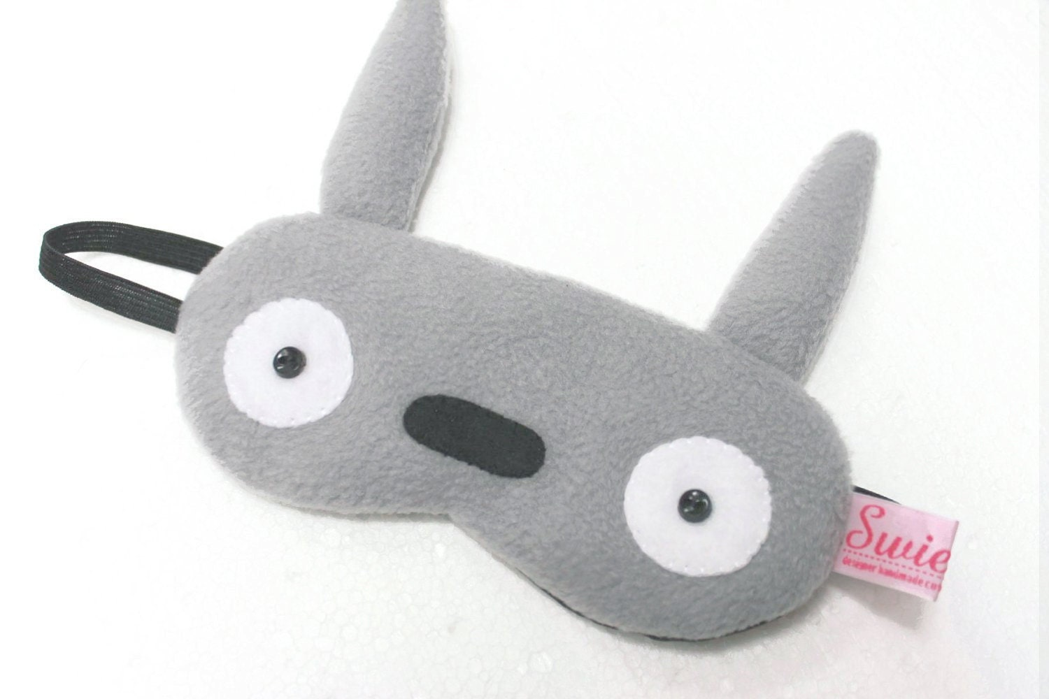 SALE -- Kawaii Sleeping Eye Mask - 'My Neighbor Totoro'