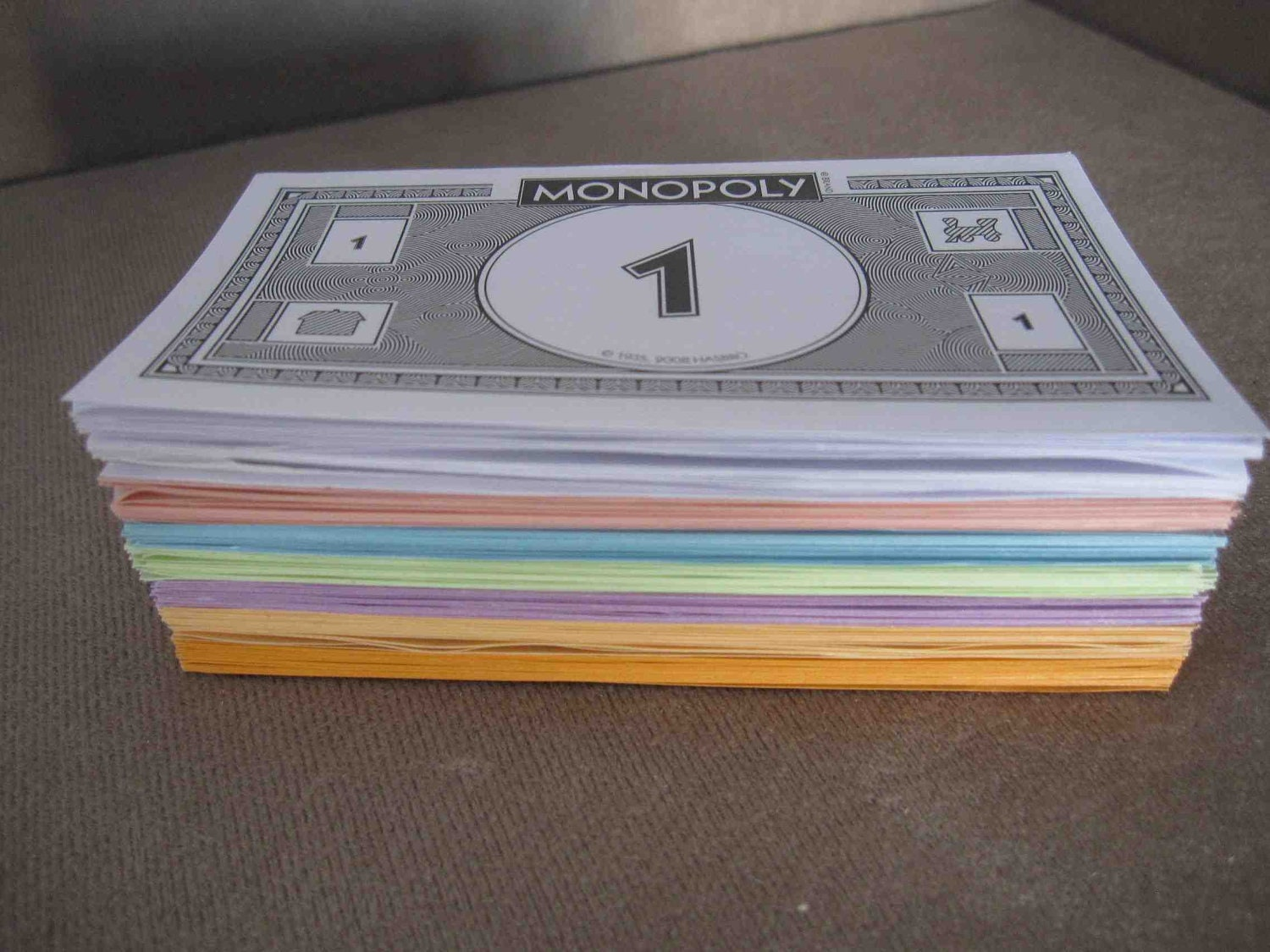 how to read monopoly title deeds