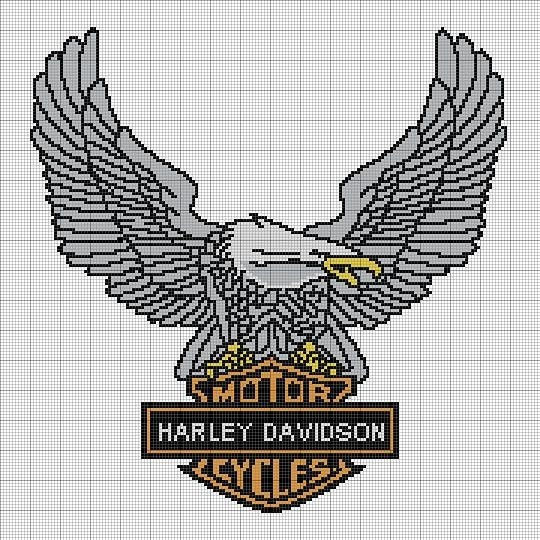 People who have favorited CROCHET PATTERN HARLEY DAVIDSON AFGHAN