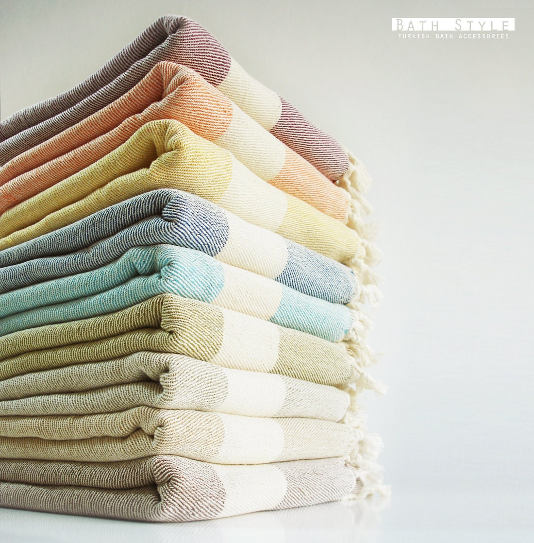 Turkish Towel A Peshtemal-SOFT Navy Blue