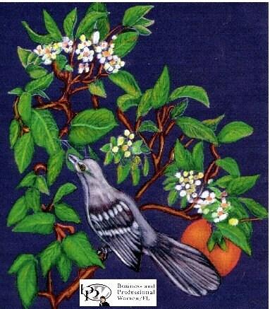 florida state bird. the Florida State Bird and