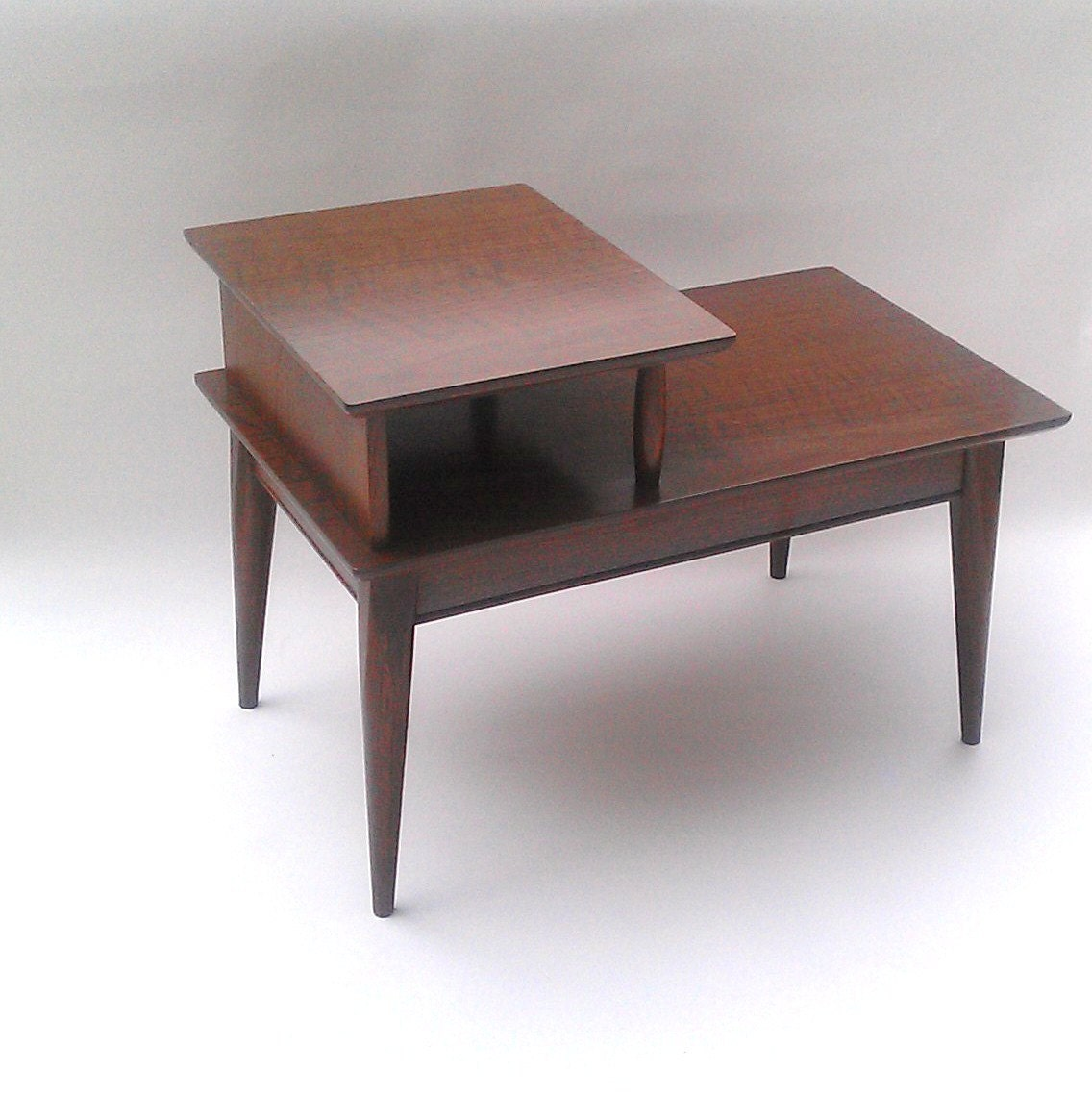 Reserve For Chris Mid Century Modern End Table By