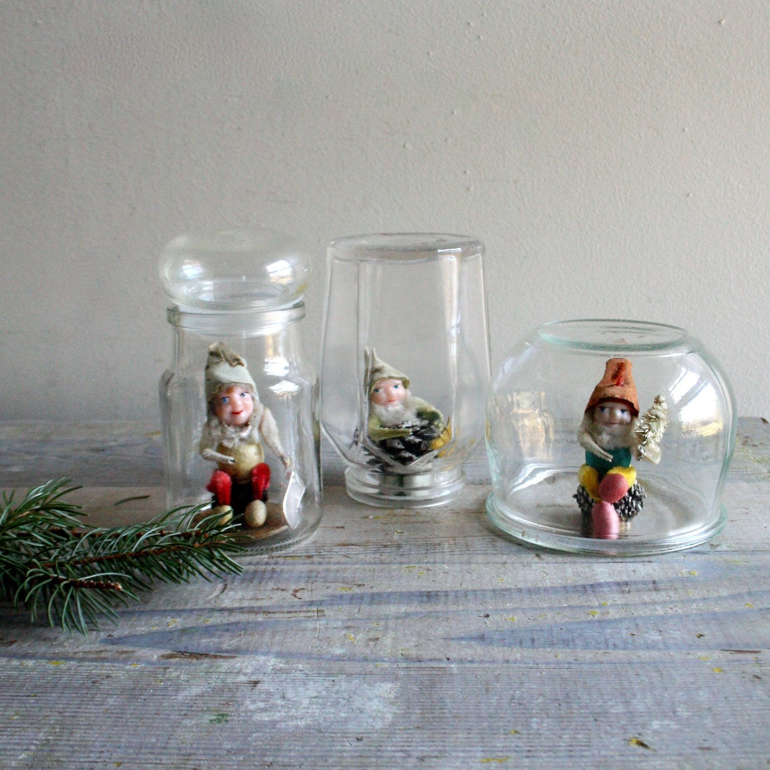 As Seen In Martha Stewart:  Vintage Knome Home