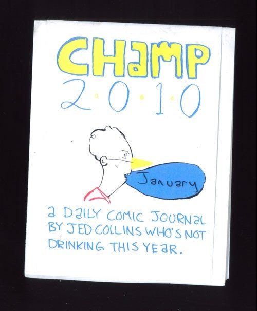 Champ 2010 January, by Jed Collins