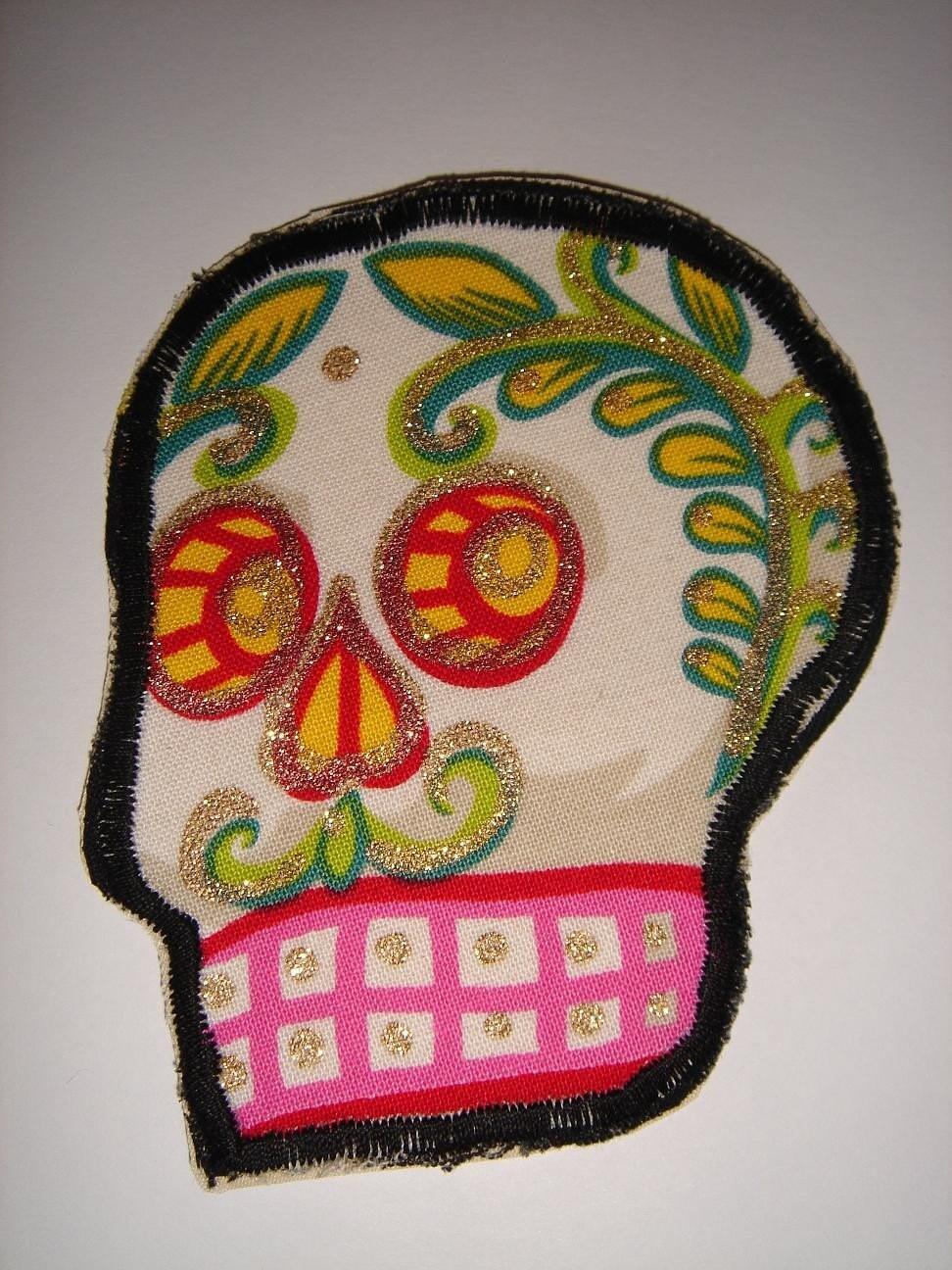 day of dead skull. sugar skulls day of dead