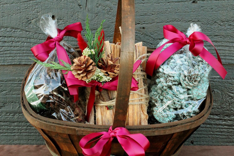 Wedding Gift Basket Etsy : to Bridal Shower Gift, Gift Basket, Wedding Gift Basket, Hearth Basket ...