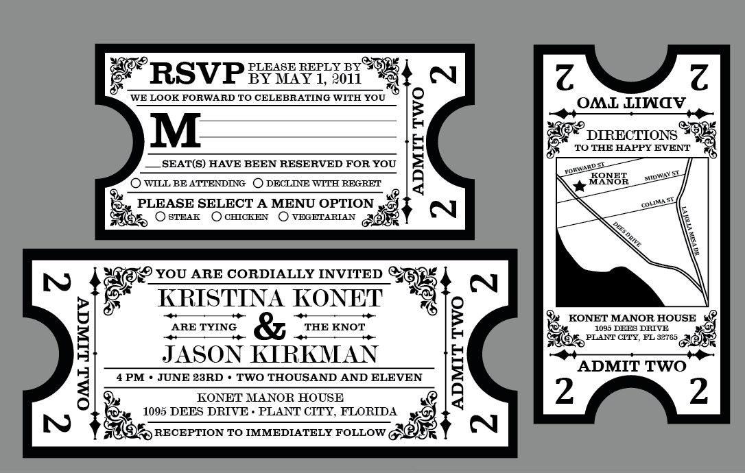 Jeff Amp Meg Wedding Invite Ideas
