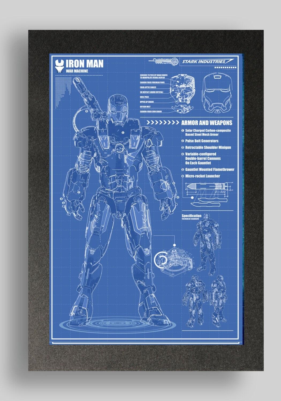 Iron Man Armor Blueprints iron man suit blueprints pdf