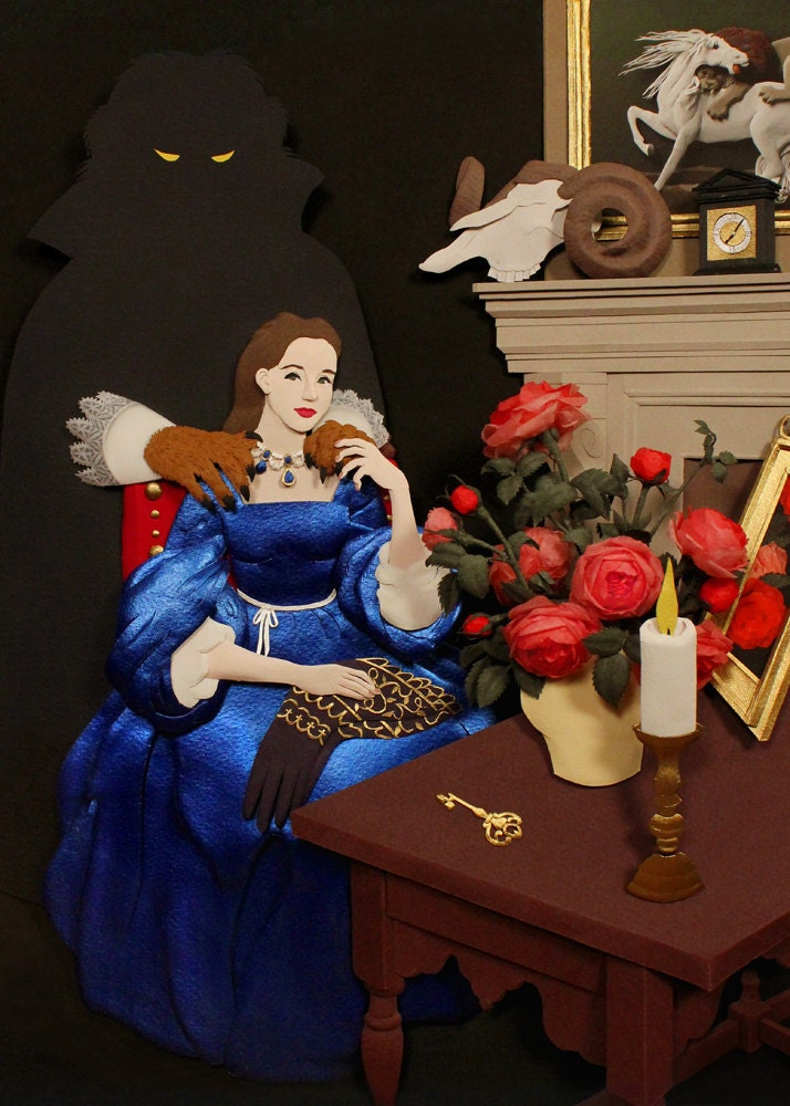 Paper Dolls~Beauty and The Beast - Bonnie Jones - Picasa Web Albums