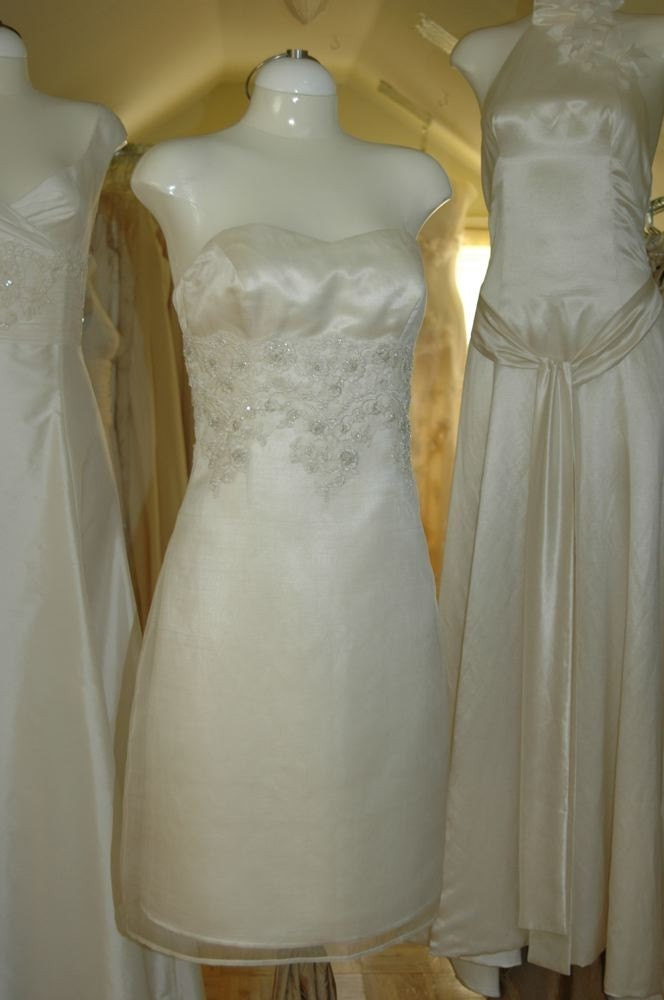 Sweetheart Strapless Fair Trade Silk Organza Wedding Dress