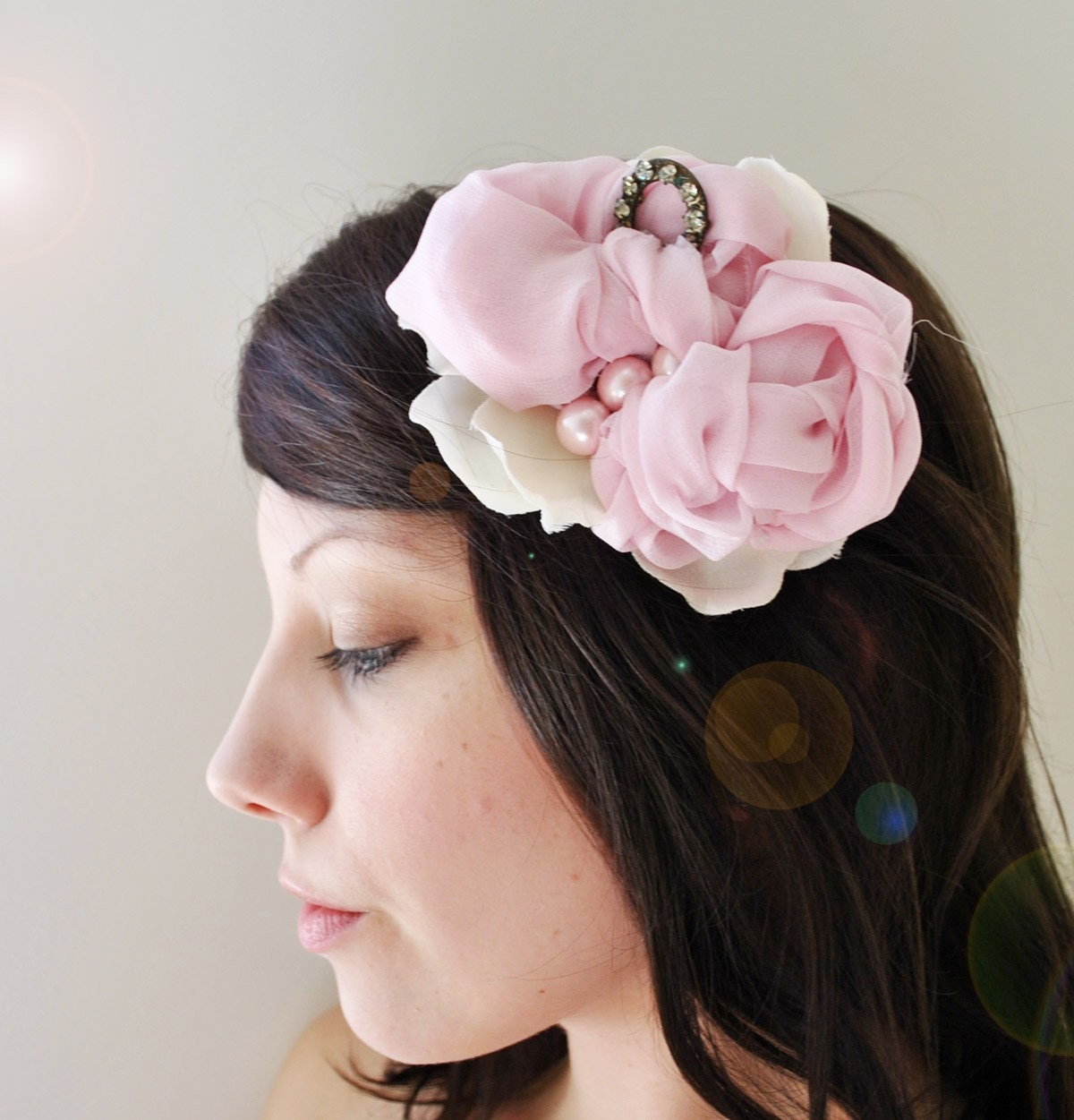 stuff and nonsense - whimsical hair comb